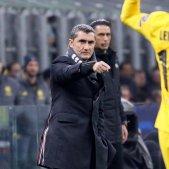 Ernesto Valverde Inter Mila Barca EFE
