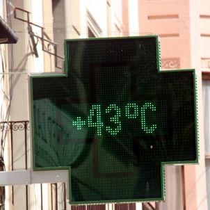 Farmàcia - onada de calor - ACN