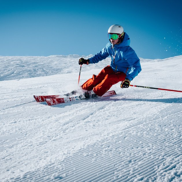 esquiador - unsplash