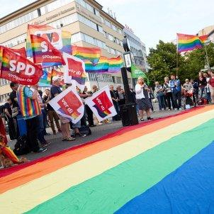 Manifestació Homofòbia