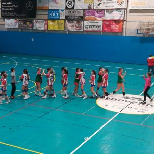 Handbol Sant Quirze vs Sant Joan Despí