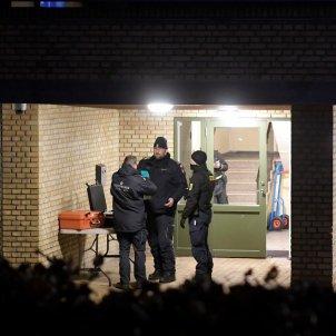 atac terrorisme dinamarca - Efe