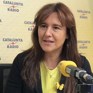 Laura Borràs Cat Ràdio