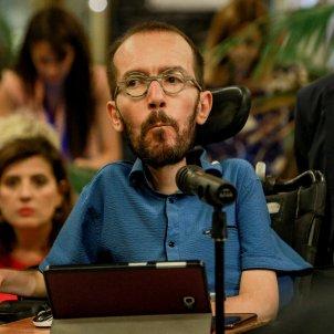 Pablo Echenique Europa Press