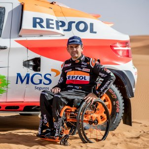 Isidre Esteve Rallie Dakar 2020