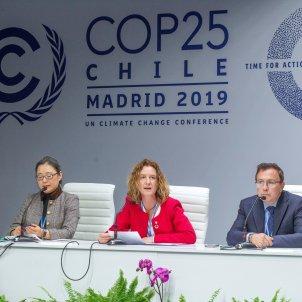 COP25 avancen negociacions
