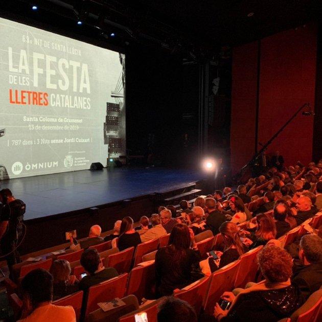 Festa de les Lletres Catalanes d'Òmnium - @Omnium Cultural