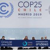 Conferència Clima Madrid COP25 ONU Efe CA