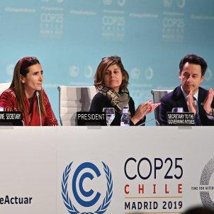 Cimera Clima Carolina Schmidt COP25 Efe