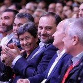 Abalos, al Congrés del PSC  - Mireia Comas