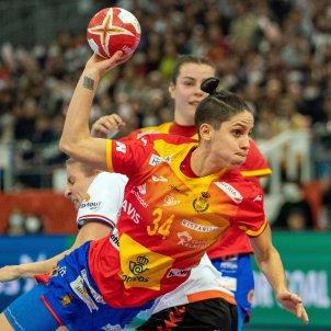 Espanya handbol Mundial femeni EFE