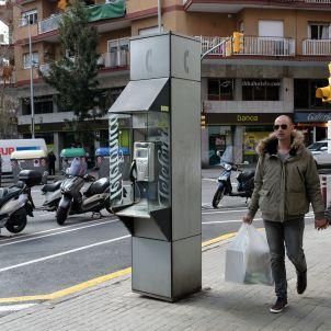 Cabina telefonica - Sergi Alcàzar