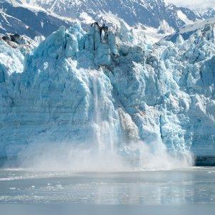 alaska glacera 'Emergència climàtica' pixabay