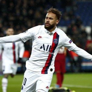 neymar celebra gol psg efe