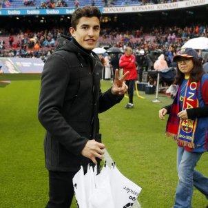Marc Márquez Barça Camp Nou FC Barcelona