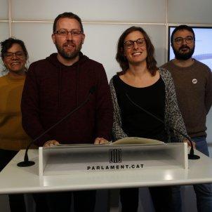 Mireia Vehí Vidal Aragonès cUP Parlament - ACN