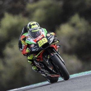 Andrea Iannone Aprilia MotoGP EFE
