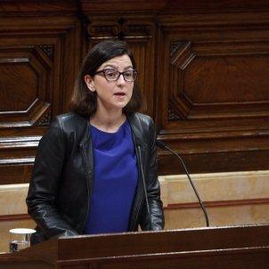 Eva Granados ple parlament dones - Mireia Comas