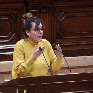 Natalia Sanchez CUP Parlament dones - Mireia Comas