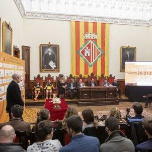 Presentació Copes hoquei herba Foto Ajuntament de Terrassa