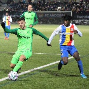 Leganes Andorra Copa del Rei @fcandorra