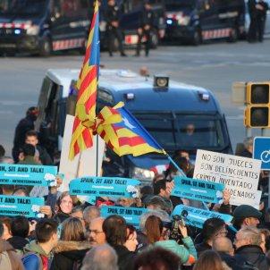 Tsunami Democràtic Clàssic ACN