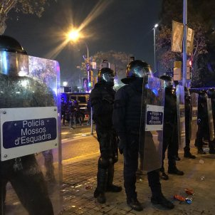 desplegament policial Clàssic Tsunami - Carlota Camps
