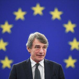 sassoli parlament europeu efe