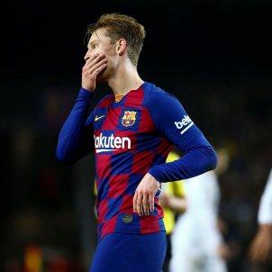 De Jong Barca Reial Madrid EFE
