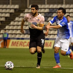 Javi Lopez Lleida Espanyol Copa del Rei EFE