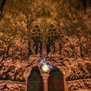 20191219 IL LUMINACIO NADAL Basílica de la Sagrada Família
