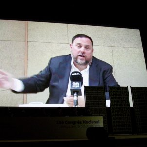 Junqueras congres nacional ERC - Mireia Comas