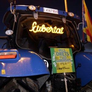 tractorada llibertat acn