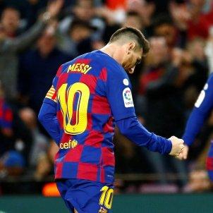 Messi Barça EFE