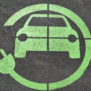 electric carrega cotxe senyal charge PIXABAY
