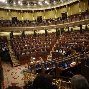 Europa Press hemiciclo Congreso durante su constitución