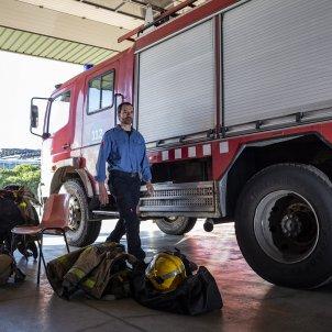 David Borrell cap operatiu Bombers - Sergi Alcazar