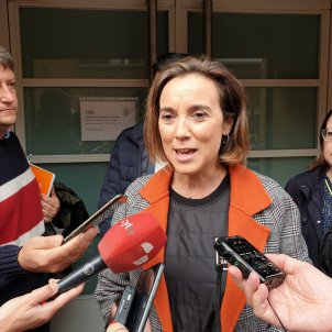 Cuca Gamarra PP - EUROPA PRESS