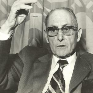 Mor Alexandre Deulofeu, que va predir que Catalunya s'independitzarà el 2029. Font Arxiu Comarcal de la Cerdanya