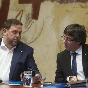GOVERN JUNQUERAS PUIGDEMONT EFE (2)