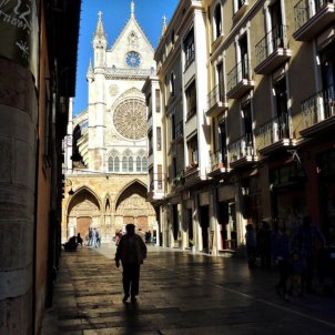 Catedral de Lleó Flickr Cernadas