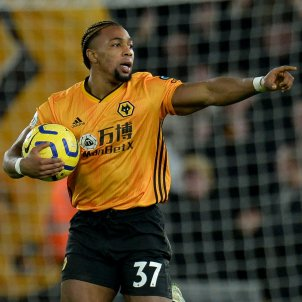 Adama Traore Wolves Manchester City EFE