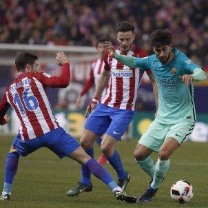 André Gomes Atlètic de Madrid Barça Efe
