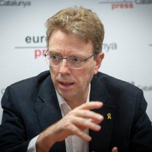 EuropaPress 2566896 El diputado de JxCat en el Congreso y secretario de Organización del PDeCAT Ferran Bel