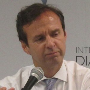 Jorge Quiroga - Inter-American Dialogue