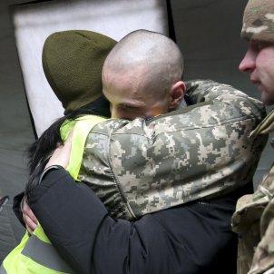guerra donbás ucrania rusia intercanvi presos - efe