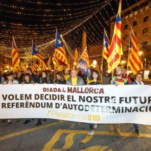 Diada Nacional Palma autodeterminació - EFE
