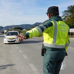 control trànsit Guàrdia Civil Europa Press