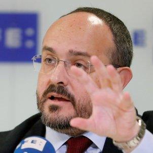 Alejandro Fernández PP Efe