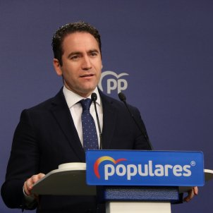 Teodoro García Egea   ACN